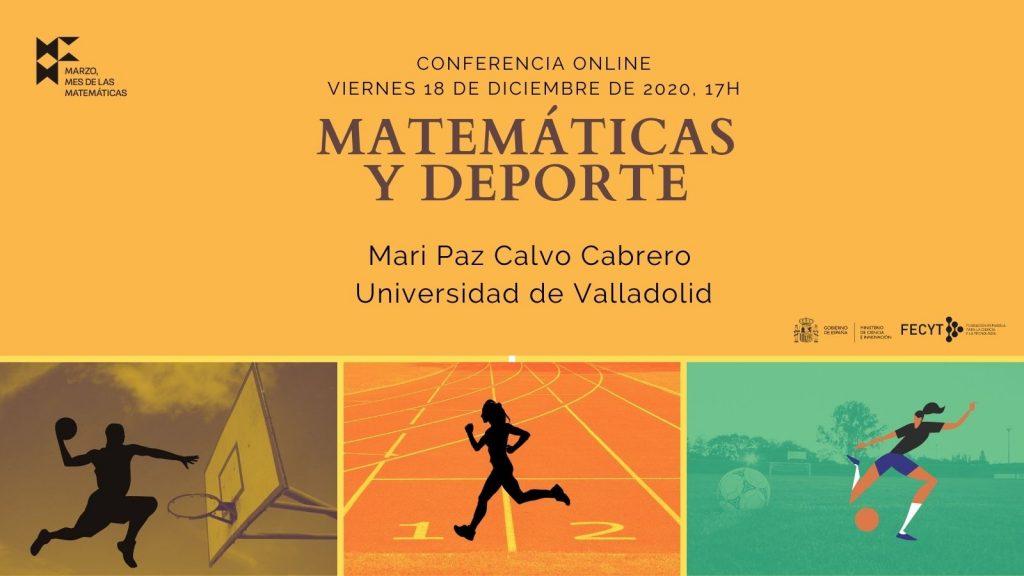 Matemáticas y Deporte