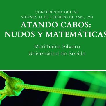 Conferencia online «Atando cabos: nudos y matemáticas»
