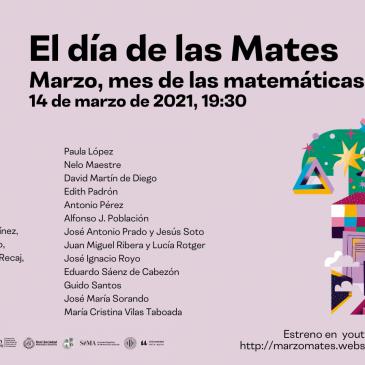 Gala online «El día de las Mates»