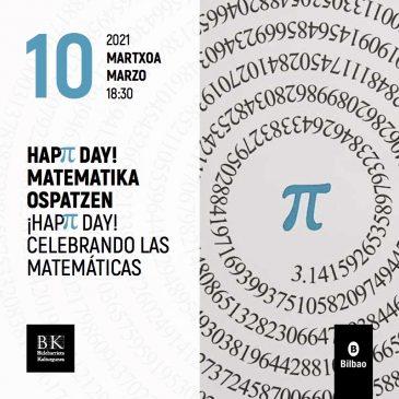 ¡HAPπ DAY! Celebrando las matemáticas
