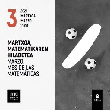 Conferencia  «11 retos en el fútbol desde una perspectiva matemática»