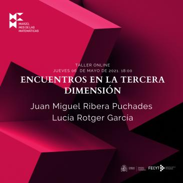 Taller online «Encuentros en la tercera dimensión»